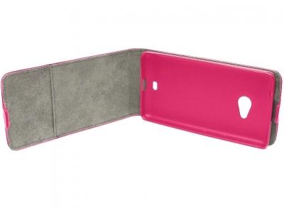 КАЛЪФ ТЕФТЕР ЗА MICROSOFT LUMIA 535 / 535 Dual SIM RM-1090/1092 - Pink