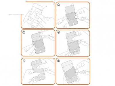 СКРИЙН ПРОТЕКТОР ЗА MICROSOFT LUMIA 435 / Dual SIM RM-1068/1070