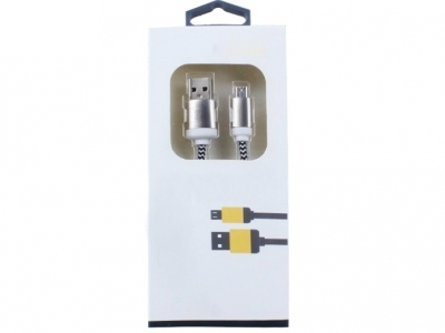 КАБЕЛ ЗА iPad 4 / 5 / Mini  - USB - 8 pin 1.5м