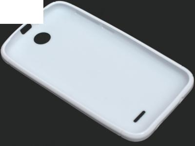 СИЛИКОНОВ ПРОТЕКТОР ЗА HTC DESIRE 310 - White