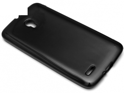 СИЛИКОНОВ ПРОТЕКТОР ЗА ALCATEL POP 2 PREMIUM 5.0-inch OT-7044Y - Black