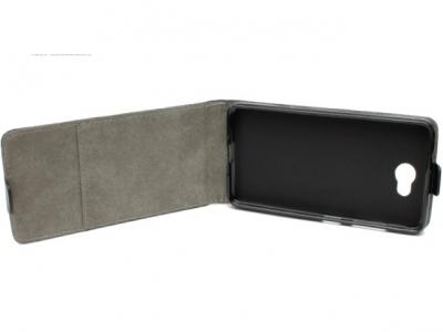 КАЛЪФ ТЕФТЕР ЗА MICROSOFT LUMIA 650 / Dual SIM RM-1152/1154 - Black