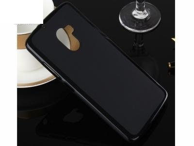 СИЛИКОНОВ ПРОТЕКТОР ЗА LENOVO A7010 / Vibe X3 Lite / K4 Note - Black