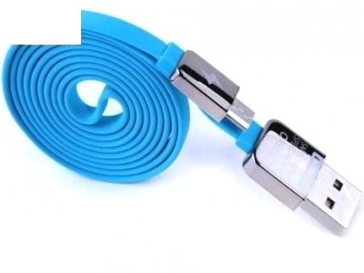 USB КАБЕЛ REMAX С micro USB - Blue