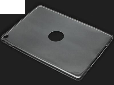 УЛТРА ТЪНЪК ПРОЗРАЧЕН СИЛИКОНОВ ПРОТЕКТОР ЗА iPad Air 2 - Transparent