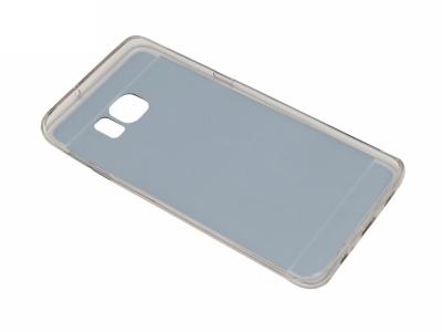 Калъф Гръб Силикон - T1 Mirror Samsung Galaxy S6 EDGE PLUS 2015 G928 Черен