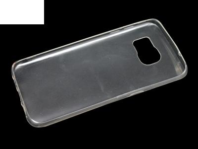 Силикон Ултра Слим - Samsung Galaxy S7 Edge 2016 (G935) Прозрачен - релеф