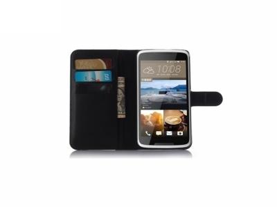 Калъф тефтер за HTC Desire 828 dual sim - Black