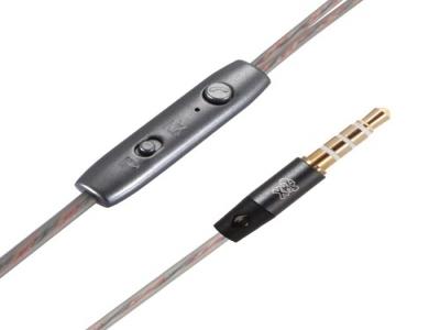 Слушалки с микрофон HAT PRINCE за iPhone Samsung - Black