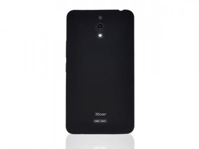 Силиконов гръб за Alcatel Pixi 4 (6) Черен