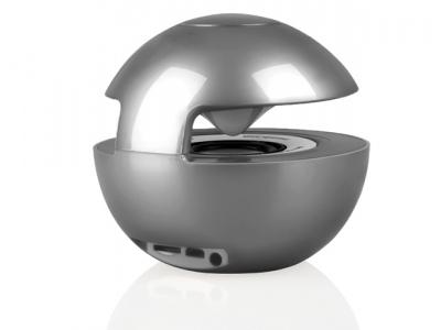 Bluethooth Speaker LED BALL - Grey