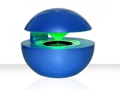 Bluethooth Колонка  LED BALL - Blue