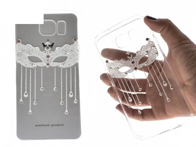 Силиконов гръб VENNUS за Samsung Galaxy S7 Edge 2016 (G935 ), Бял