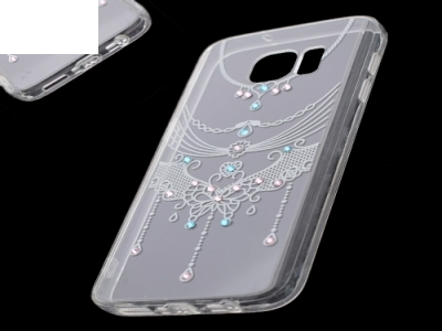 Силиконов гръб VENNUS за Samsung Galaxy S7 2016 (G930 ), Бял