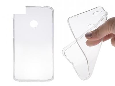 Силиконов гръб 0.5mm за Huawei P8 Lite 2017 / P9 lite 2017, Прозрачен