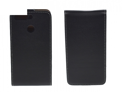 Калъф Slim Flexy - Huawei Honor V9 (8 Pro) Black