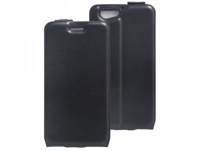 Калъф тефтер Вертикален HTC One A9s - Black