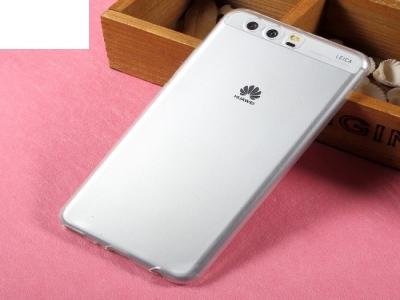 Ултра Тънък Силиконов калъф за Huawei P10 Plus Прозрачен