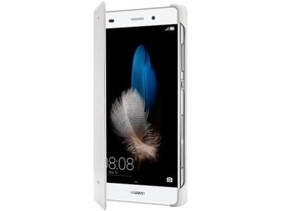 Калъф Тефтер Original за Huawei P8 LITE 2017 /P9 Lite 2017, Бял