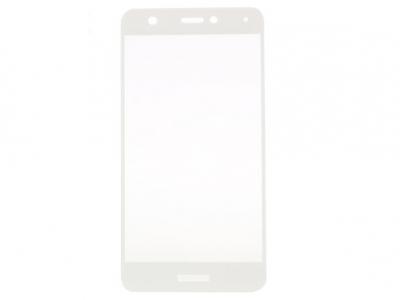 Стъклен протектор 3D Full за Huawei Nova  Бял