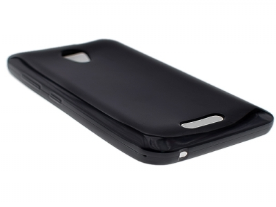 Калъф Гръб Силикон - Lenovo A PLUS A1010 / Lenovo B - Black