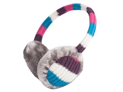Слушалки Winter Headphones 3.5 mm - Colorful
