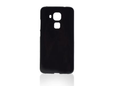 Силиконов Гръб CANDY  0,3MM за Huawei Nova Plus Черен