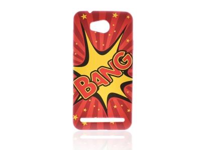 Силикон Art Case Huawei Y3 II - Bang Style 8