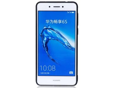 Силиконов матиран гръб за  Huawei Nova Smart/Honor 6c/Enjoy 6s Пеперуди