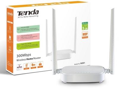 Безжичен рутер TENDA N301