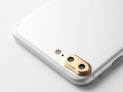 Метален Протектор за Apple iPhone 7 Plus, Златист