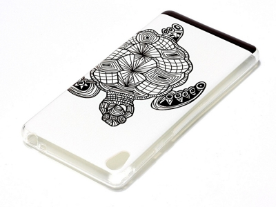 Калъф гръб силикон за Sony Xperia L1 - Turtle