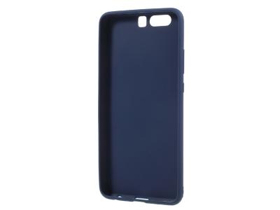Калъф Гръб Силикон Matte за Huawei P10 Plus, Тъмно Син