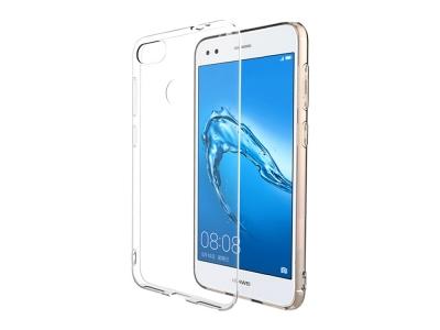 Силиконов гръб Ултра Слим за Huawei P9 Lite MINI / Enjoy 7 Transparent Relef