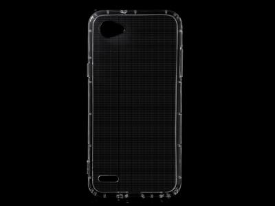 Силиконов Гръб за LG Q6 / Q6 Plus, Прозрачен
