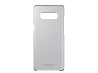 Оригинален силиконов гръб за Samsung Galaxy Note 8 2017 N950, Черен