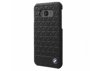 Калъф Гръб PVC BMW Hexagon Samsung Galaxy S8 2017 G950F, Черен