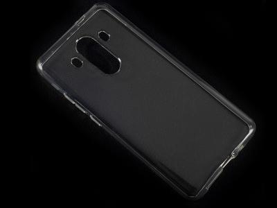 Силиконов Гръб за Huawei Mate 10 Pro, Прозрачен