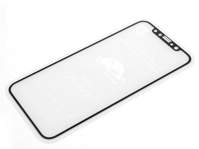 Стъклен протектор RURIHAI 0.1MM FULL за iPhone X / XS / iPhone 11 Pro , Черен