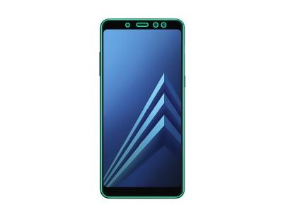 Стъклен протектор 3D Full Curved за Samsung Galaxy A8 2018 (A530F)