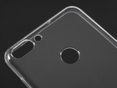 Силиконов гръб за Huawei P Smart / Enjoy 7S , Прозрачен