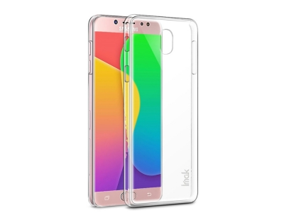 Пластмасов гръб IMAK за Samsung Galaxy J5 2017, Прозрачен