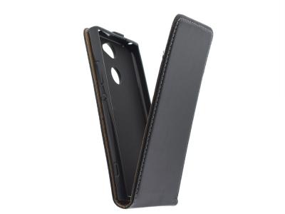 Калъф тефтер Slim Flexy за Sony Xperia XA2, Черен