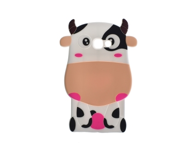 Силиконов Гръб 3D COW за Samsung Galaxy A5 2017 A520