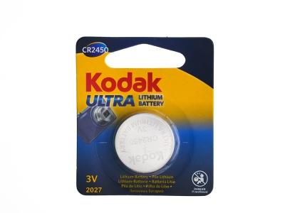 Литиева батерия KODAK CR 2450 3V 1бр