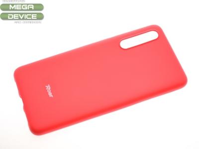 Силиконов гръб Roar за Huawei P20 Pro, Розов