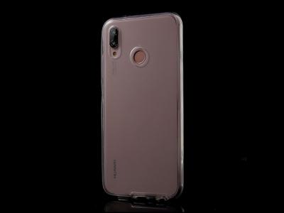 360 Градусов Калъф за Huawei P20 Lite /Nova 3, Прозрачен