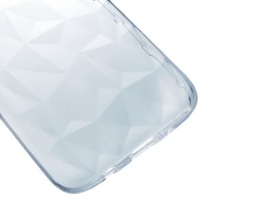 Силиконов гръб PRISM за Samsung Galaxy J7 2017 J730, Прозрачен