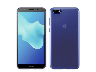 Силиконов гръб 0.5mm за Huawei Y5 2018, Прозрачен