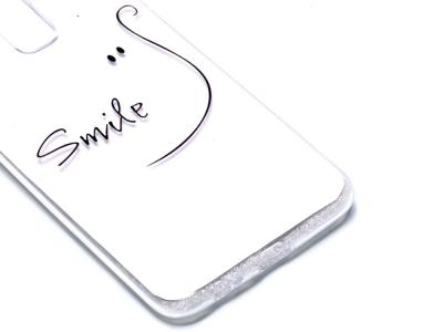 Силиконов Гръб за Samsung Galaxy A6 2018, Усмивка